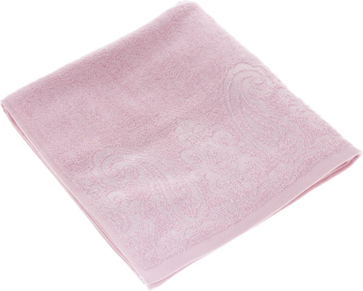Полотенца Soavita Полотенце Палермо Цвет: Розовый (65х130 см) полотенце кухонное soavita цвет коралловый диаметр 65 см 48800