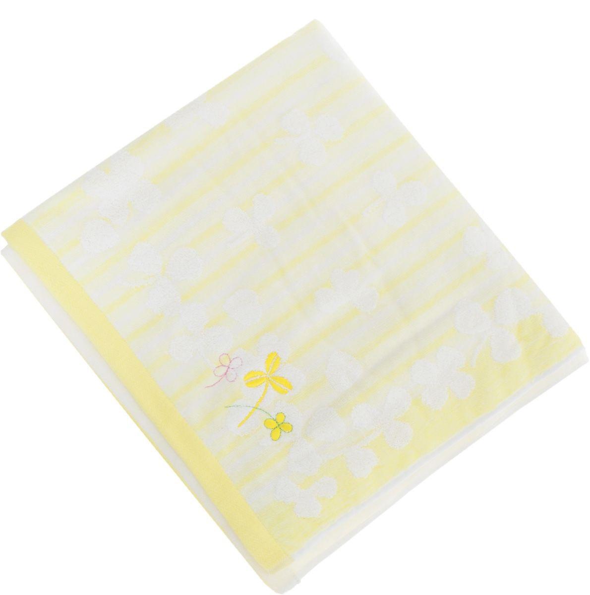 Полотенца Soavita Полотенце Desy Цвет: Желтый (48х90 см) soavita soavita полотенце andrea цвет желтый 70х120 см