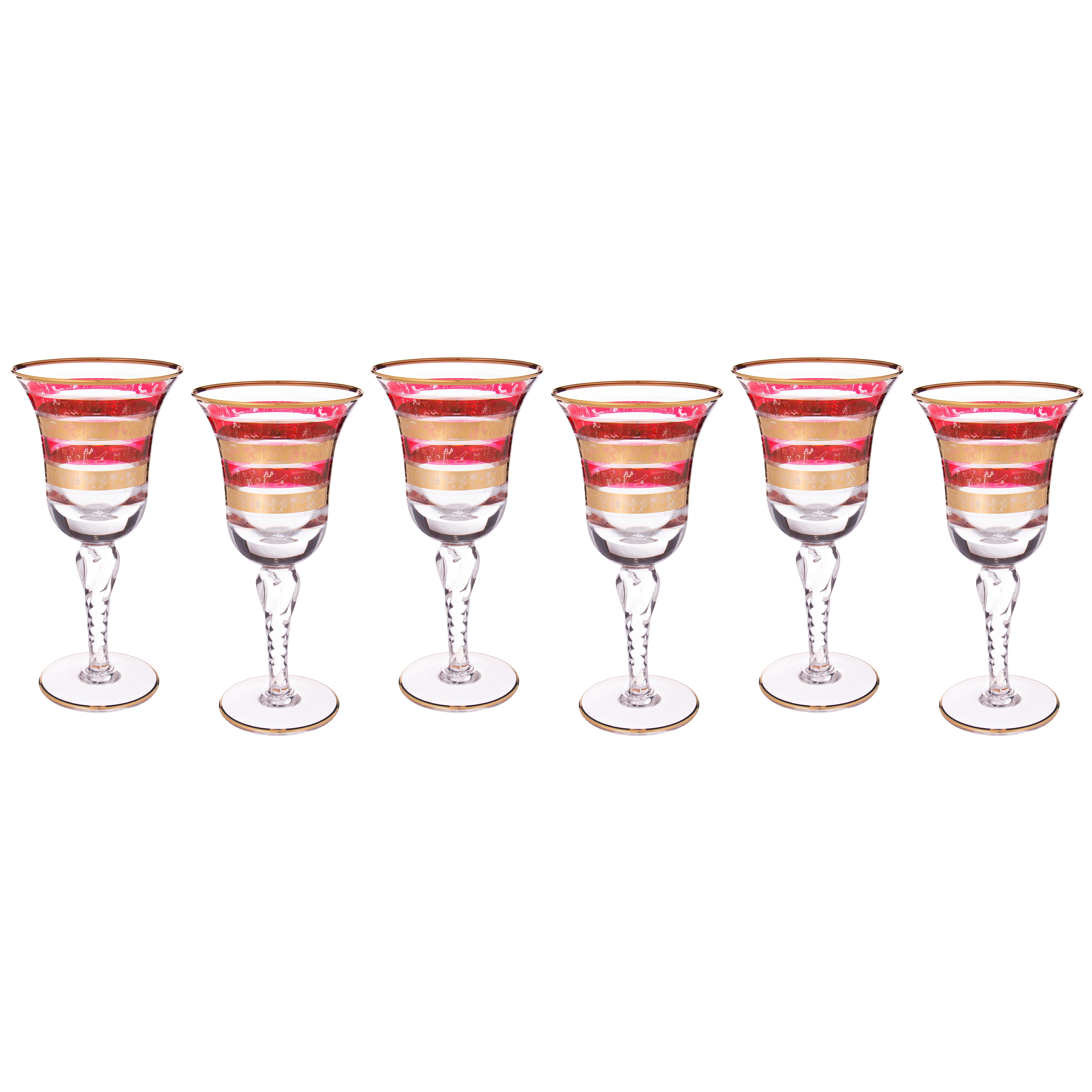 {} Same Набор бокалов для вина Vonnie (250 мл - 6 шт)