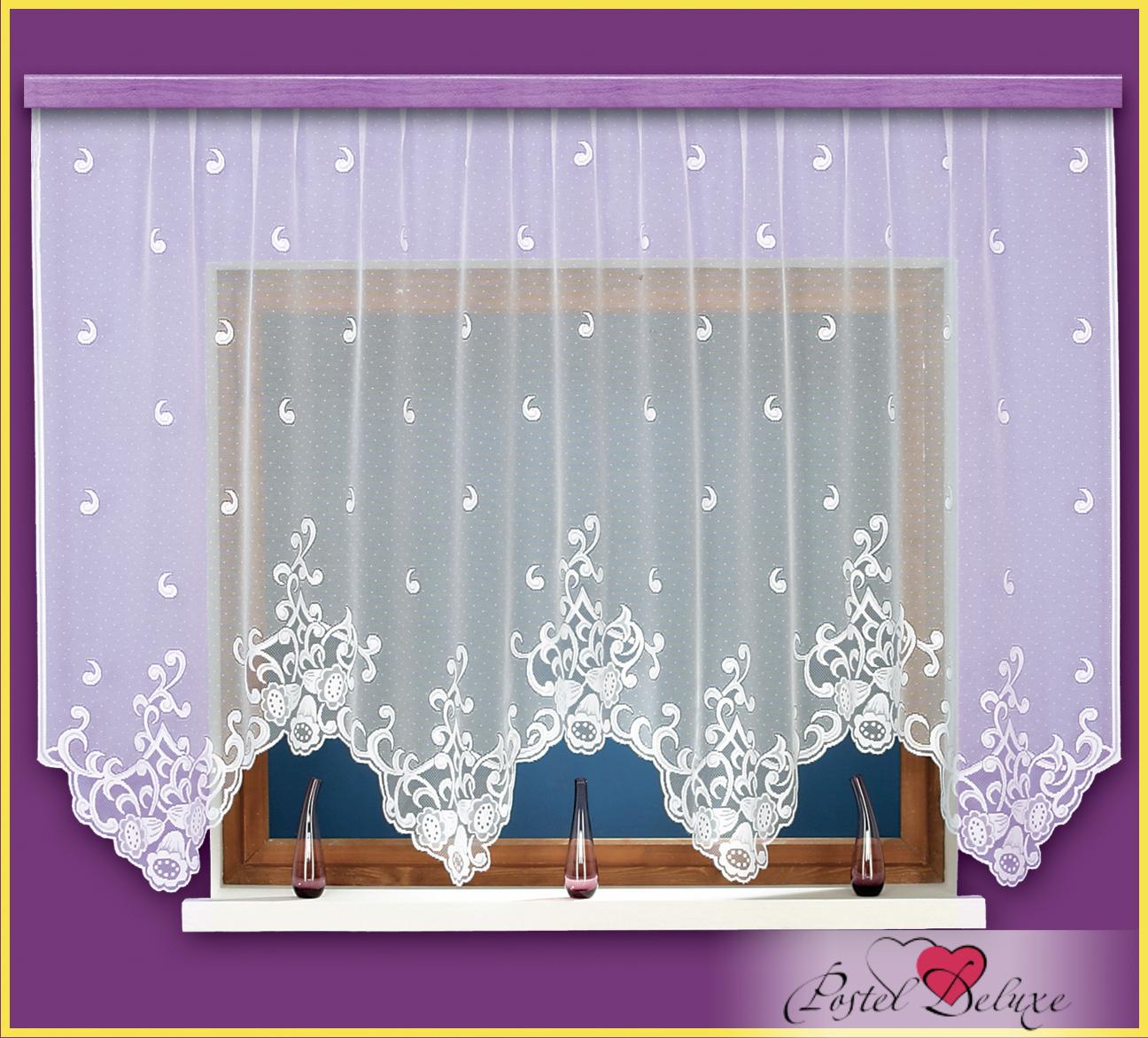 Шторы Haft. Модель: Haft Классические шторы Tessa Цвет: Белый. Приобретайте недорого пока цены не поднялись.