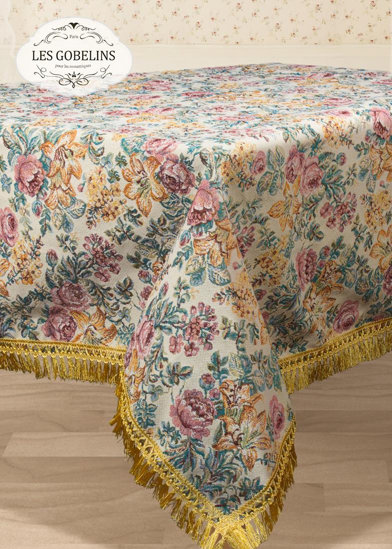 Скатерти и салфетки Les Gobelins Скатерть Arrangement De Fleurs (140х230 см)
