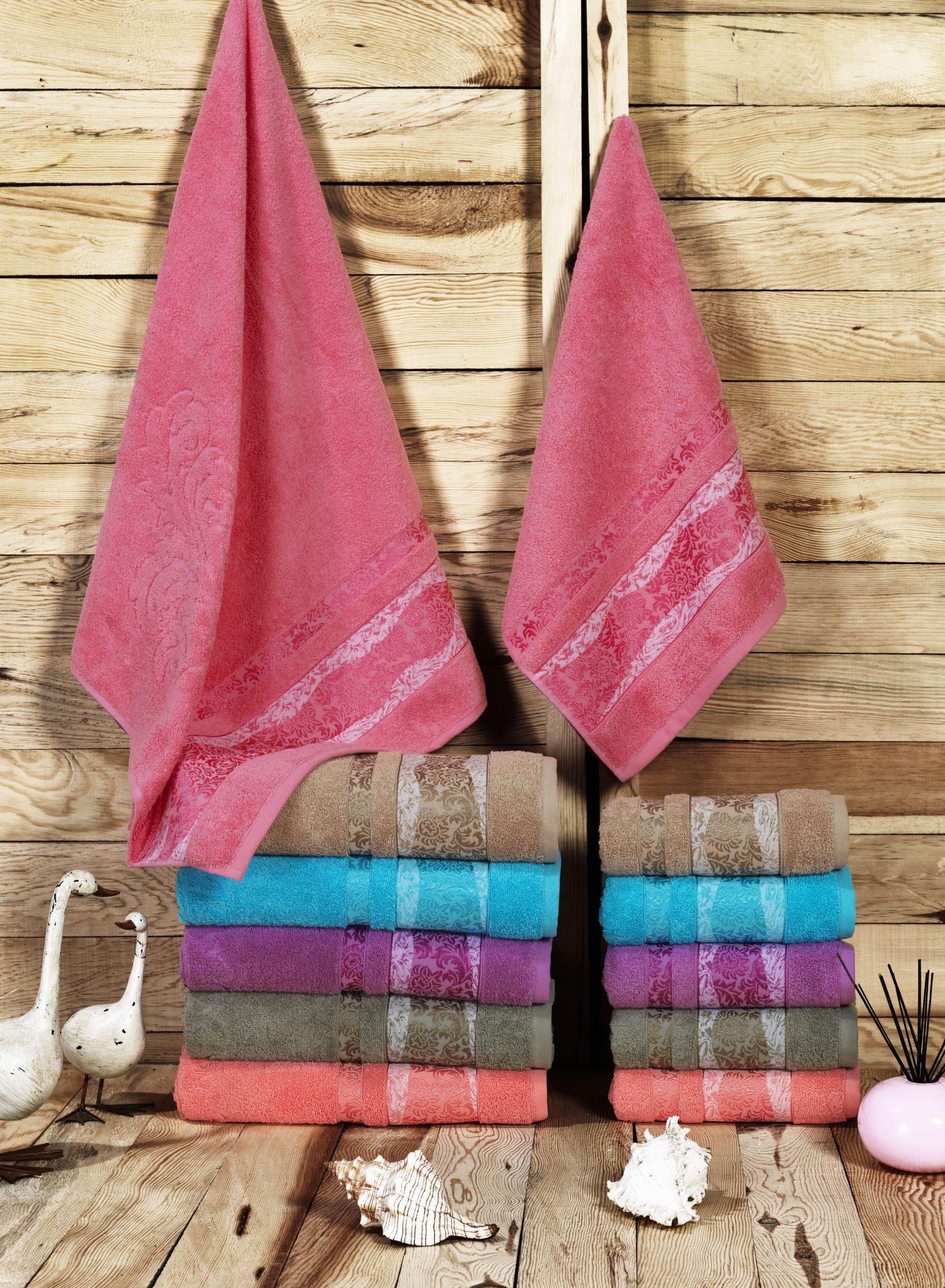 где купить  Полотенца Beautiful Rose Полотенце Layezal (50х90 см - 6 шт)  по лучшей цене