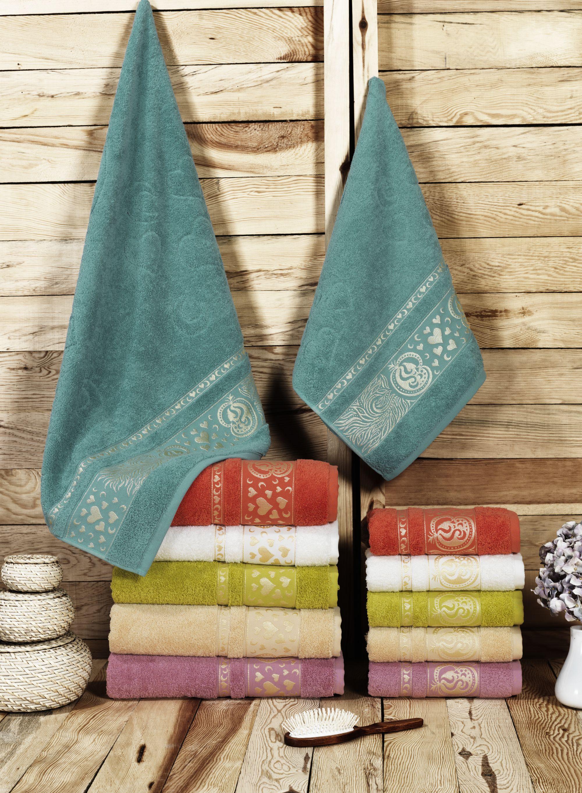где купить  Полотенца Beautiful Rose Полотенце Melis (50х90 см - 6 шт)  по лучшей цене