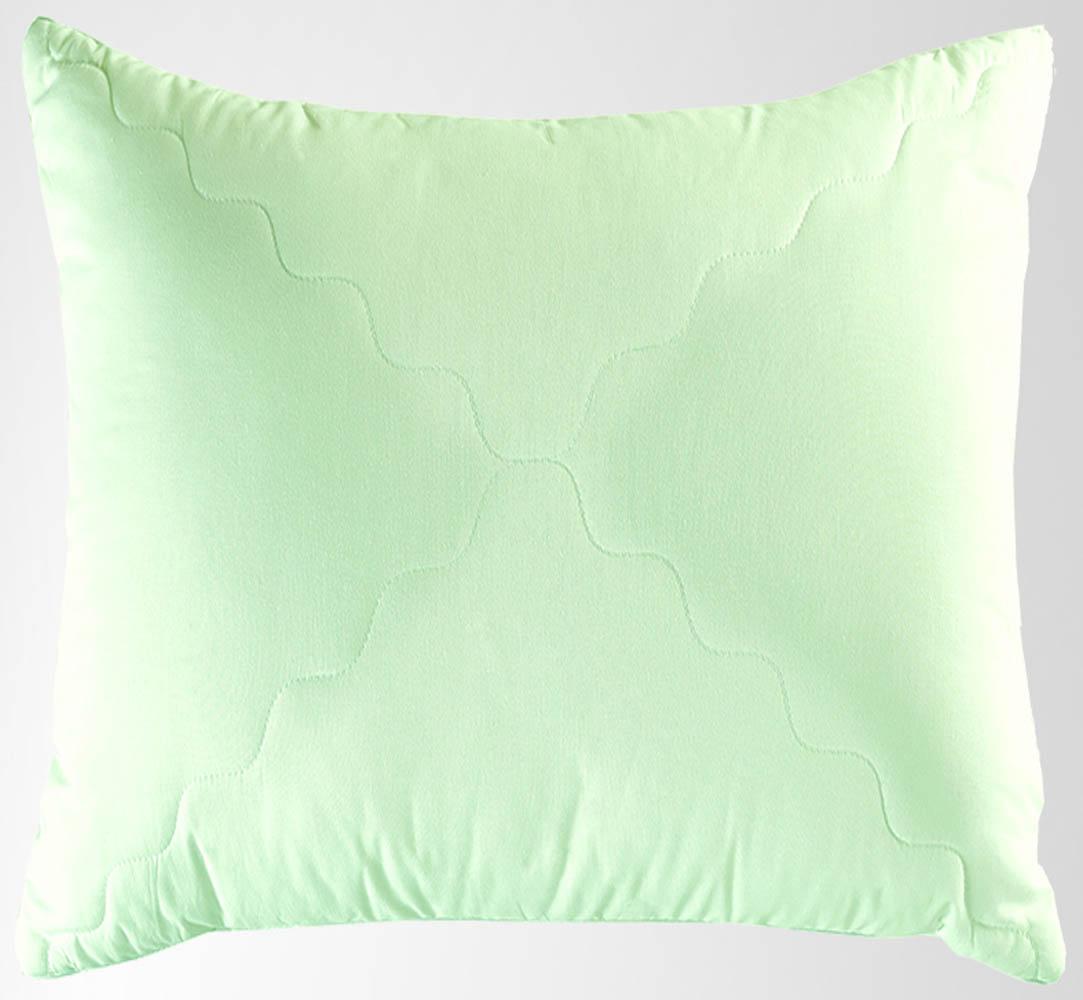 где купить Подушки Primavelle Подушка EcoBamboo Цвет: Светло-Зеленый (70х70) по лучшей цене