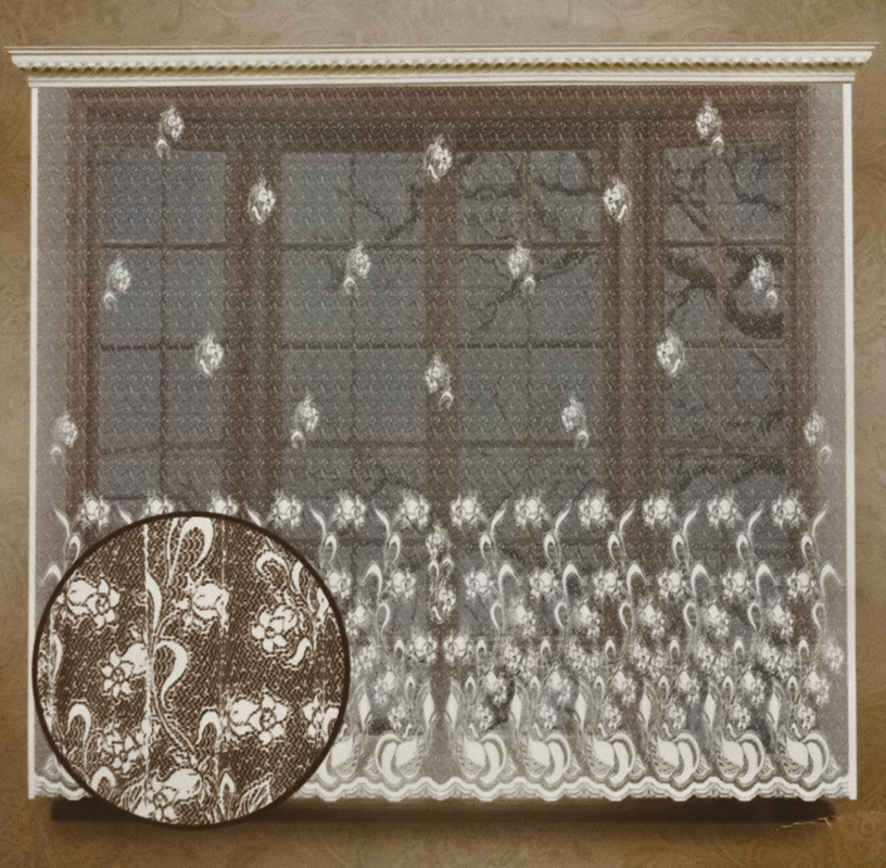 Шторы Лента Классические шторы Landes Цвет: Белый r landes ojibwa woman