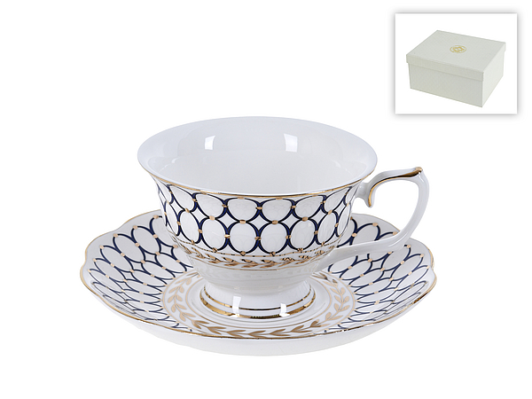 {} Best Home Porcelain Набор кружек Olympia (220 мл)