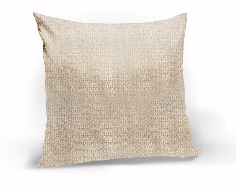 Декоративные подушки Kauffort Декоративная подушка Simona Цвет: Бежевый (40х40)