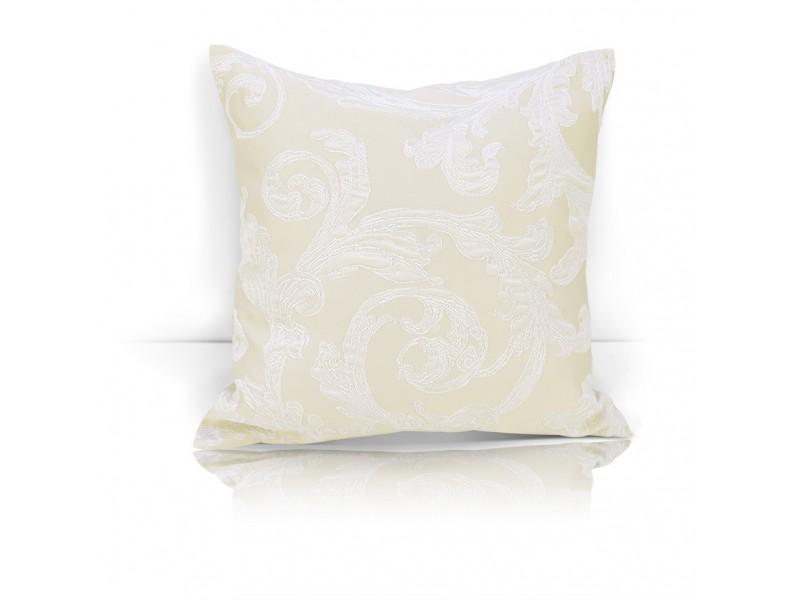 Декоративные подушки Kauffort Декоративная подушка Viona Цвет: Светло-Бежевый (40х40)