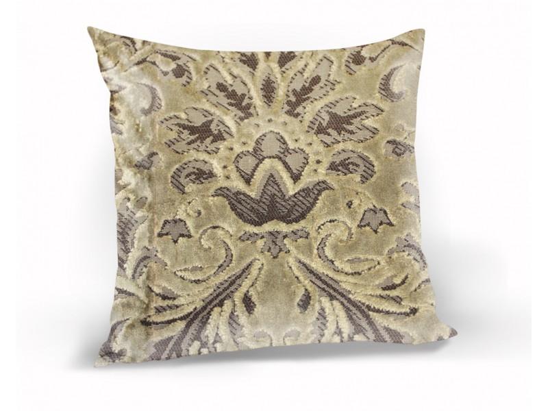 все цены на Декоративные подушки Kauffort Декоративная подушка Inka Цвет: Коричевый (40х40) онлайн