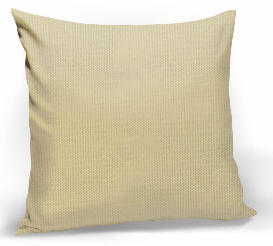 Декоративные подушки Kauffort Декоративная подушка Hosta Цвет: Бежевый (40х40)