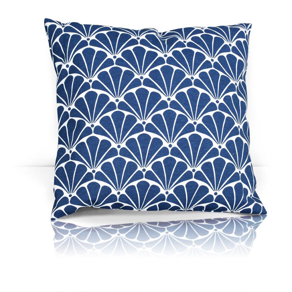 Декоративные подушки Kauffort Декоративная подушка Garden Цвет: Голубой (40х40) garden 40х40 см 535524 v117