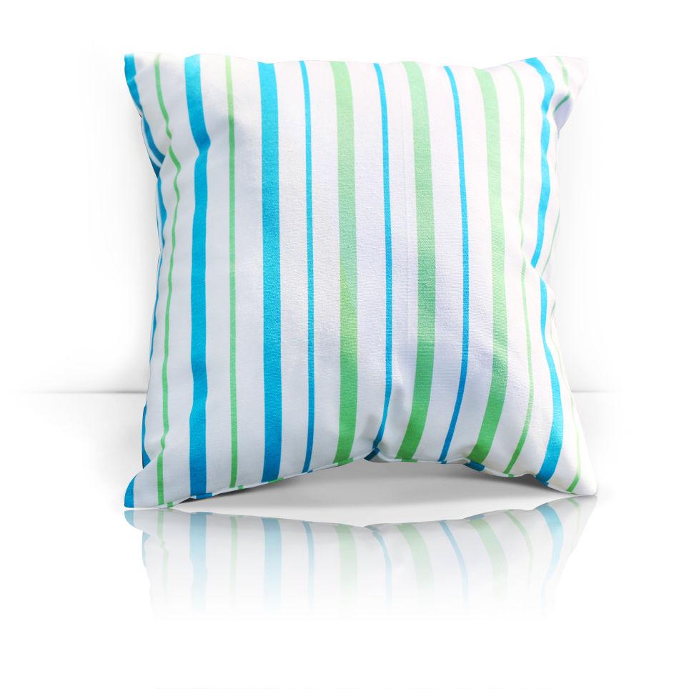 Декоративные подушки Kauffort Декоративная подушка Rain Цвет: Синий (40х40)