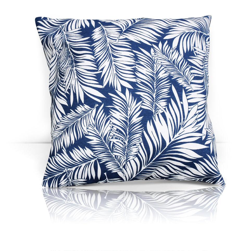 Декоративные подушки Kauffort Декоративная подушка Palma Цвет: Синий (40х40) двигатель super tigre 18 nitro купить