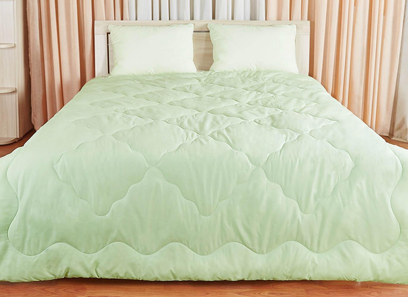 где купить Одеяла Primavelle Одеяло EcoBamboo Цвет: Светло-Зеленый (145х205 см) по лучшей цене