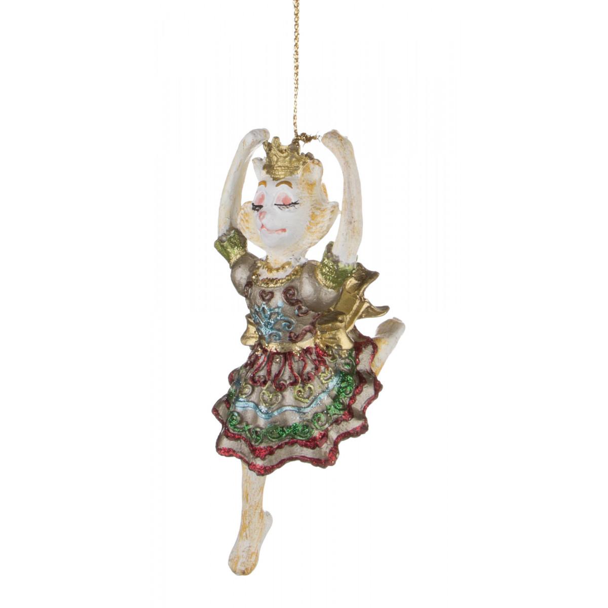{} Markalex Елочная игрушка June  (11 см) елочные украшения sia елочная игрушка
