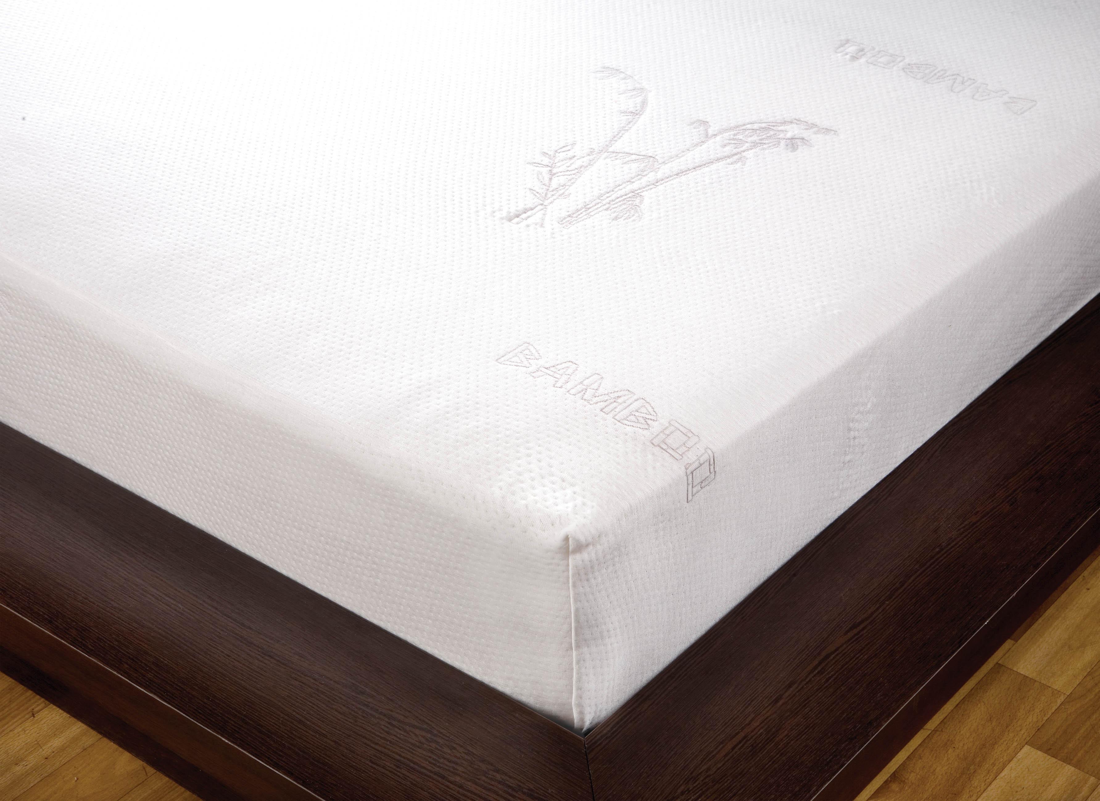 Наматрасники и чехлы для матрасов Primavelle Наматрасник Bamboo Цвет: Топленое-Молоко (90х200 см)