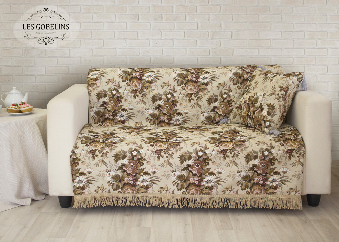 Les Gobelins Накидка на диван Terrain Russe (160х190 см)