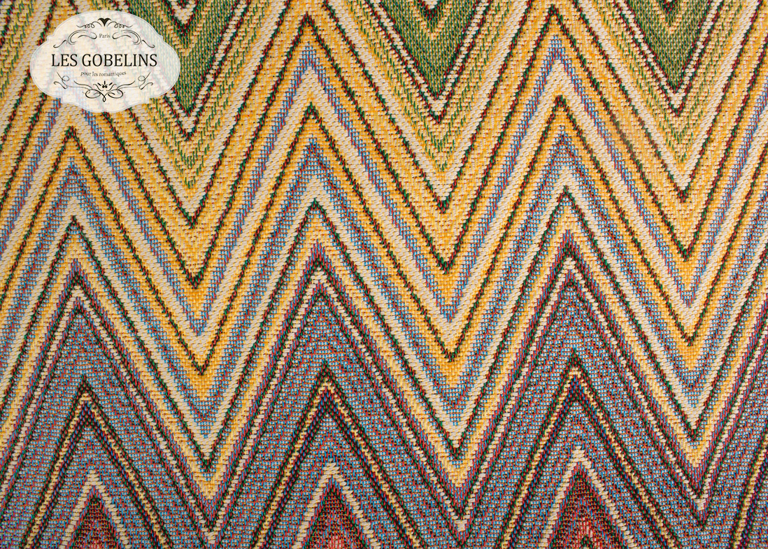 где купить  Покрывало Les Gobelins Накидка на диван Cordillere (150х220 см)  по лучшей цене