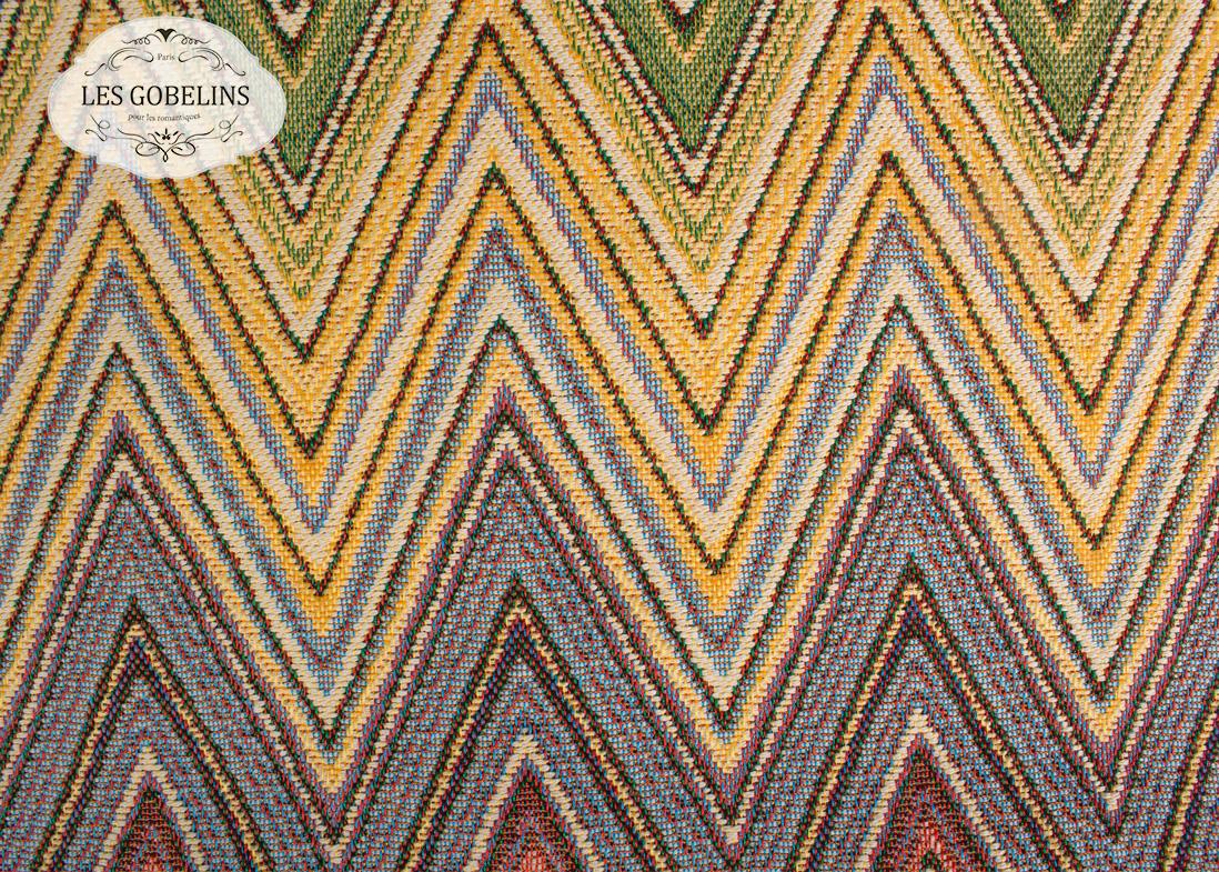 где купить  Покрывало Les Gobelins Накидка на диван Cordillere (160х160 см)  по лучшей цене