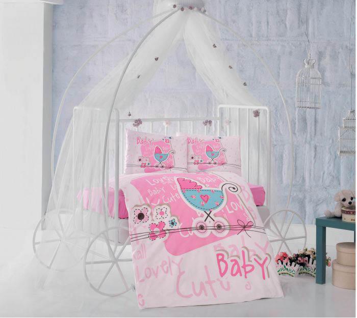 где купить  Детское Постельное белье Clasy Детское Постельное белье Lovely Baby (100х150)  по лучшей цене