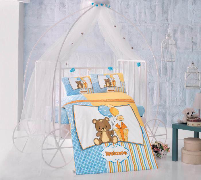 где купить  Детское Постельное белье Clasy Детское Постельное белье Sweet Bear (100х150)  по лучшей цене