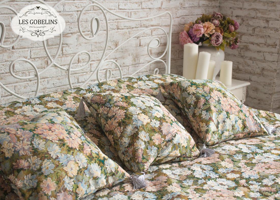 Декоративные подушки Les Gobelins Декоративная наволочка Nectar De La Fleur (45х45) купить samsung s5230 la fleur red