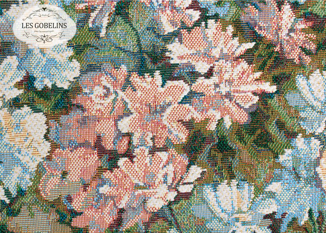 все цены на  Покрывало Les Gobelins Накидка на диван Nectar De La Fleur (130х230 см)  в интернете