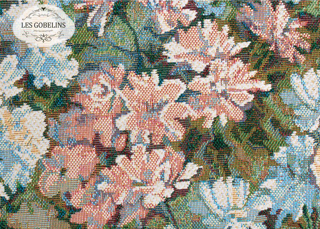 где купить  Покрывало Les Gobelins Накидка на диван Nectar De La Fleur (150х190 см)  по лучшей цене