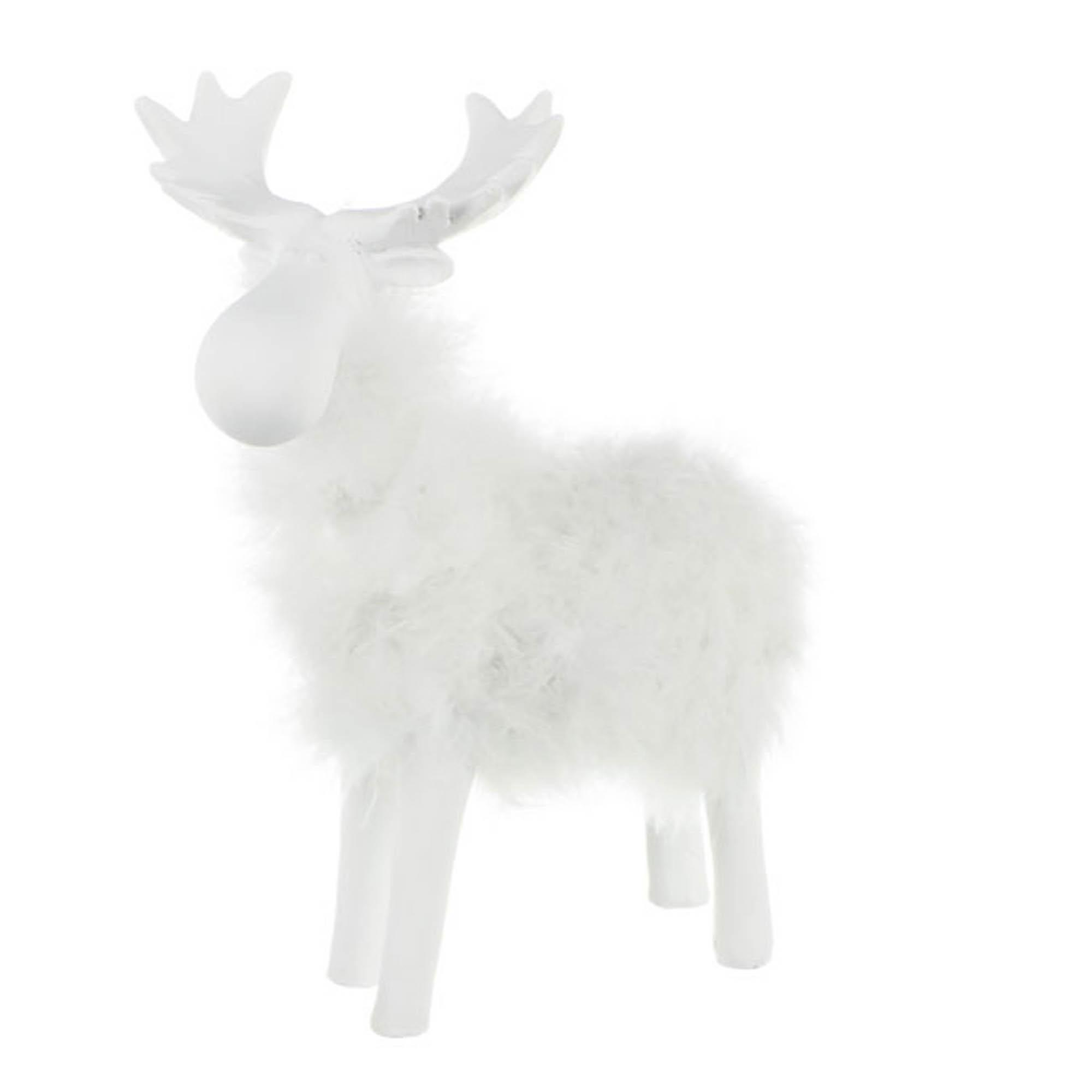 {} Lefard Интерьерная игрушка Лось (10х16х24 см) лось плюш 10 см