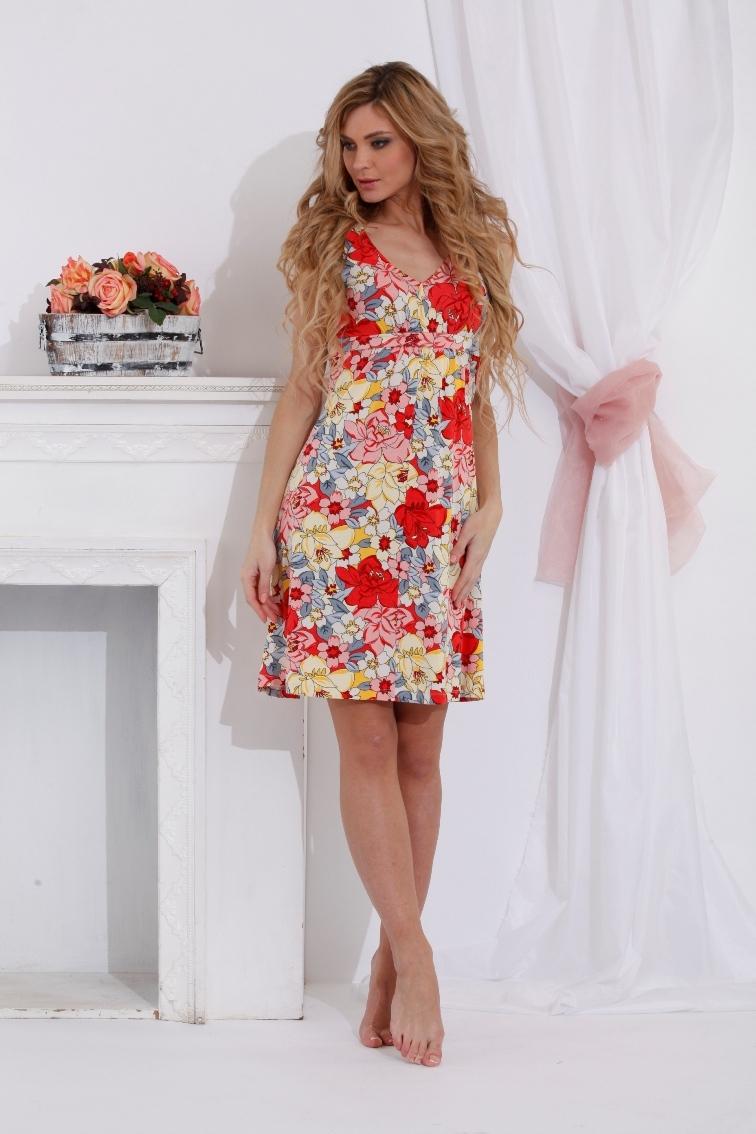 Модели летних платьев