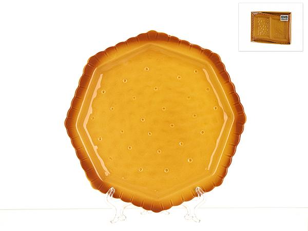 {} ENS GROUP Блюдо Песочное Печенье (2х21 см) яблочное печенье нежность 30 x 45см