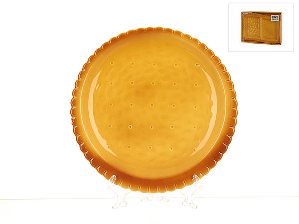 {} ENS GROUP Блюдо Песочное Печенье (3х21 см) яблочное печенье нежность 30 x 45см