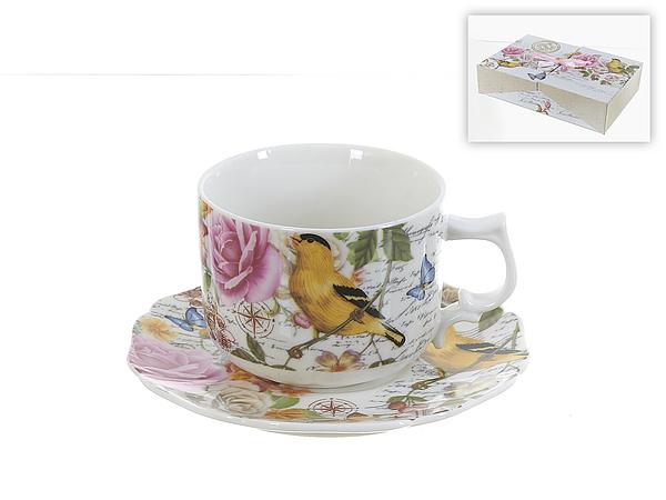 {} Best Home Porcelain Набор кружек Cleopatra (220 мл)