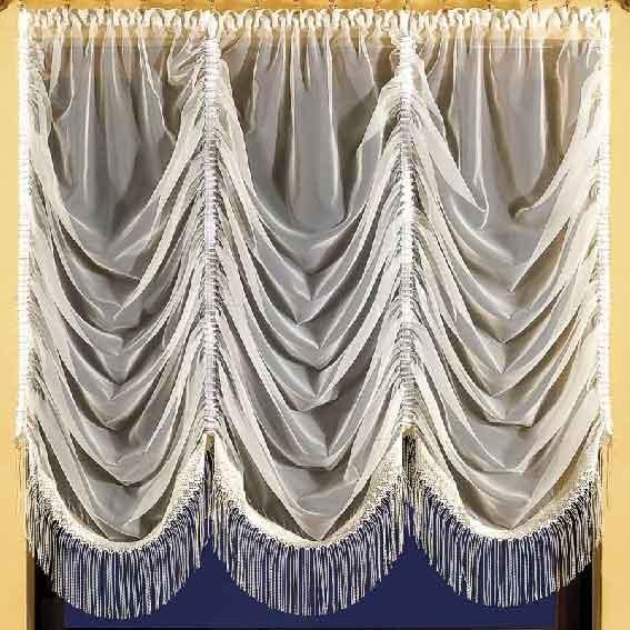 Шторы Wisan Французские шторы Карина Цвет: Кремовый wisan wisan классические шторы melicent цвет кремовый