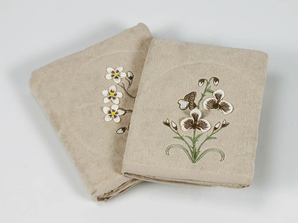 где купить  Полотенца Cottonist Полотенце 3D Kadife (Набор)  по лучшей цене