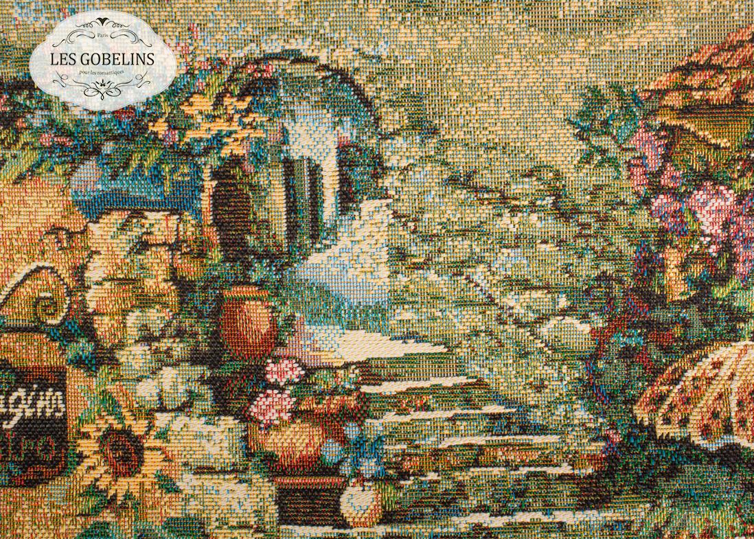 где купить  Покрывало Les Gobelins Накидка на диван Jardin D'Eden (150х200 см)  по лучшей цене
