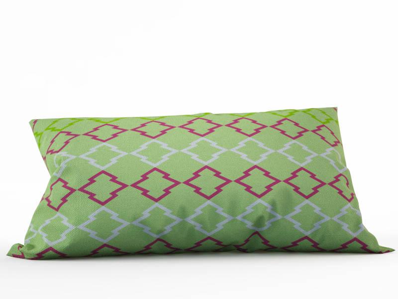 Декоративные подушки StickButik Декоративная подушка Нежный Узор  (25х45)