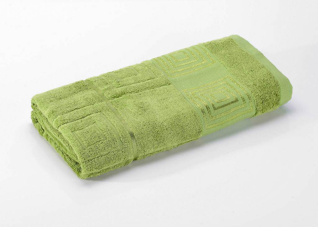 где купить  Полотенца Valtery Полотенце Miranda Цвет: Зеленый (50х90 см)  по лучшей цене