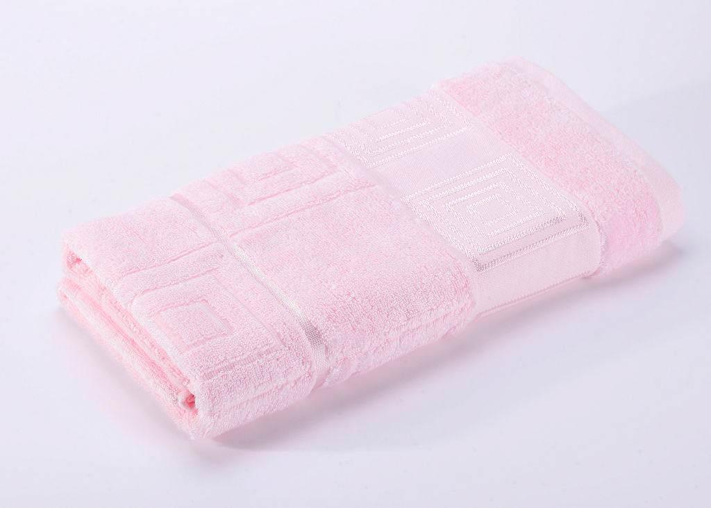 где купить  Полотенца Valtery Полотенце Miranda Цвет: Светло-Розовый (40х70 см)  по лучшей цене