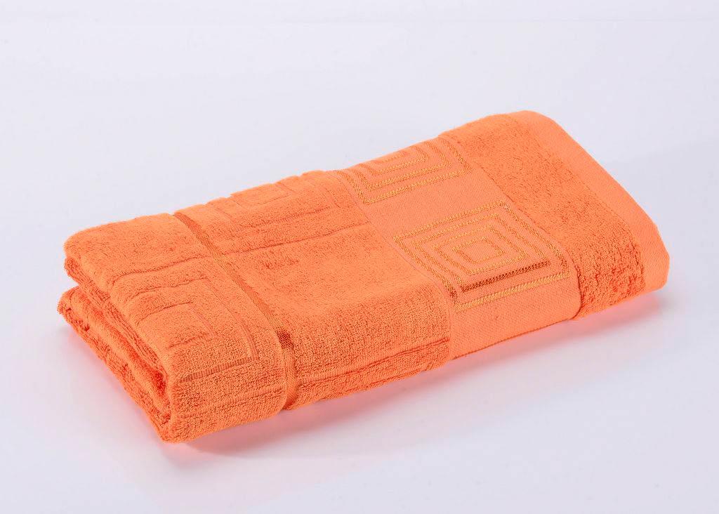 где купить  Полотенца Valtery Полотенце Miranda Цвет: Кирпичный (70х140 см)  по лучшей цене