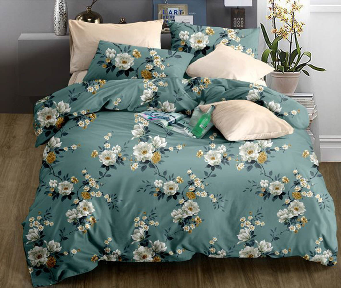 Постельное белье Valtery Постельное белье Megan  (семейное) постельное белье valtery постельное белье bahama семейное