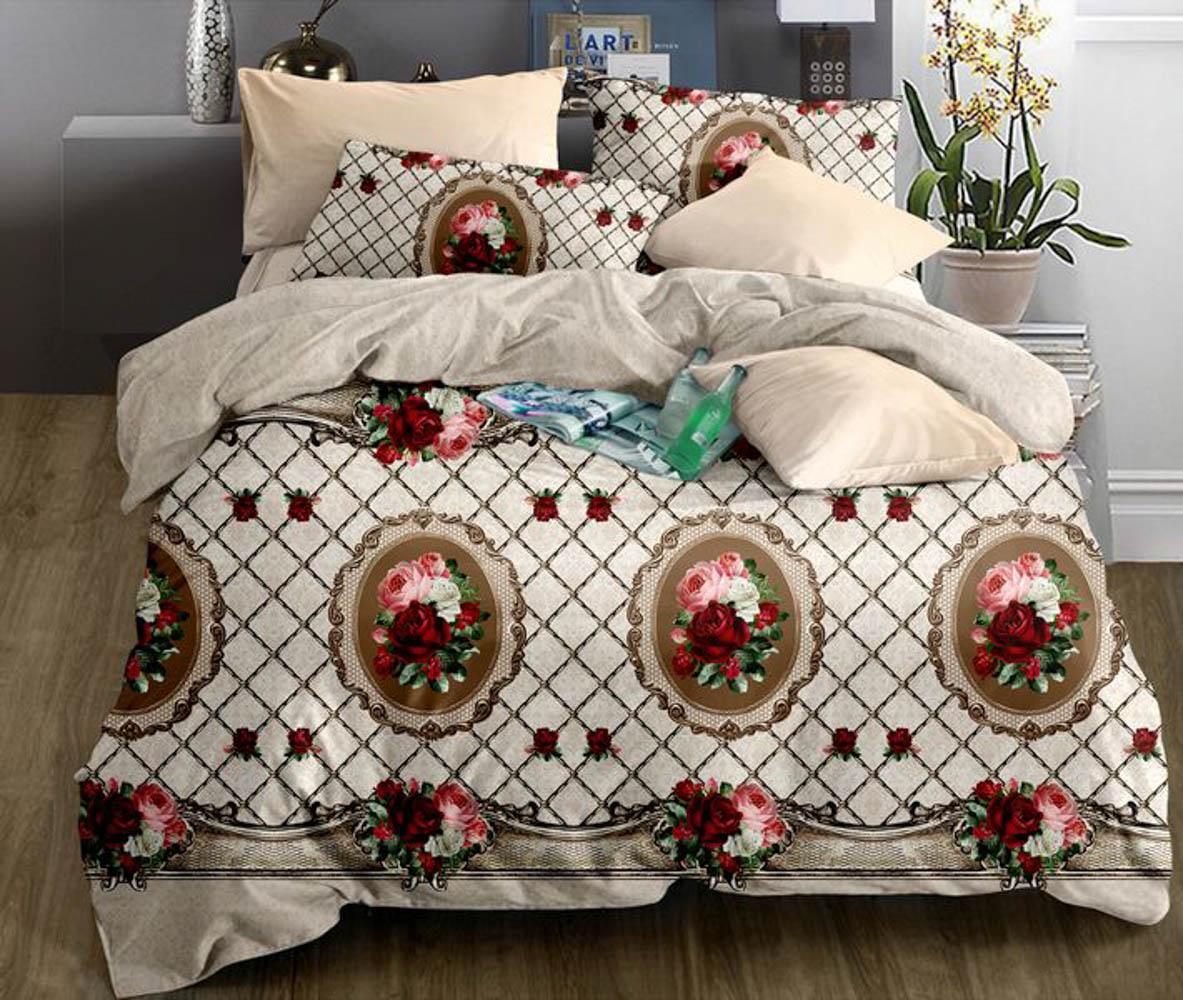 Постельное белье Valtery Постельное белье Oribel  (семейное) постельное белье valtery постельное белье kelli семейное