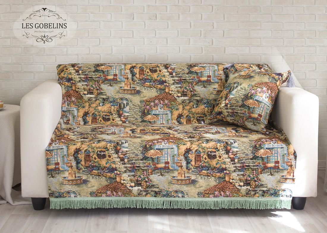 Les Gobelins Накидка на диван Jardin D'Eden (130х160 см)