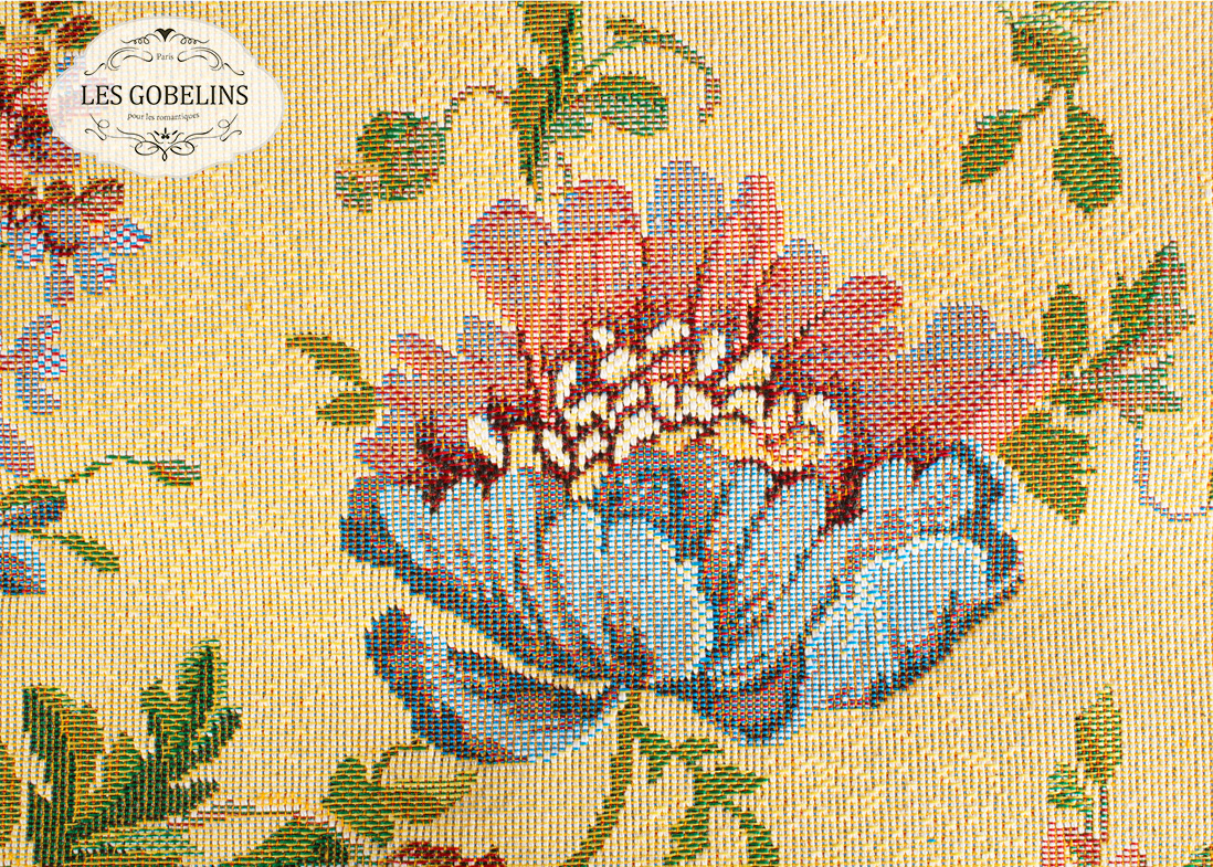 Покрывало Les Gobelins Накидка на диван Gloria (150х200 см)