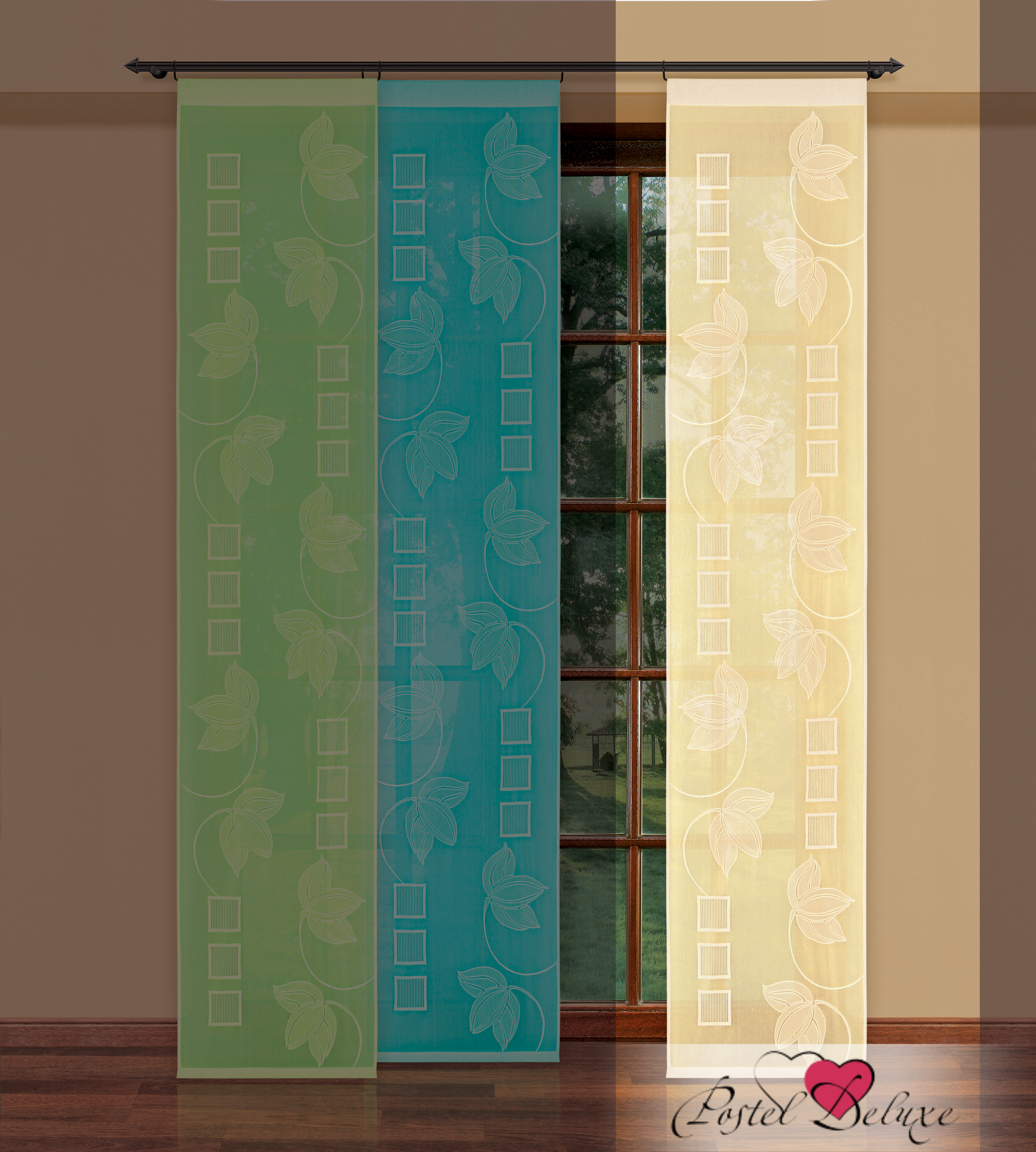 Шторы HaftШторы<br>ВНИМАНИЕ! Комплектация штор может отличаться от представленной на фотографии. Фактическая комплектация указана в описании изделия.<br><br>Производитель: Haft<br>Cтрана производства: Польша<br>Японские шторы<br>Материал гардины: Тюль<br>Размер гардины: 50х250 см (1 шт.)<br>Вид крепления: Лента<br>Рекомендуемая ширина карниза (см): 50-200<br><br>Максимальный размер карниза, указанный в описании, предполагает, что Вы будете использовать 4 полотна на одно окно. Обратите внимание на информацию о том, сколько полотен входит в данный комплект изначально. Зачастую шторы продаются по одному полотну, чтобы дать возможность подобрать изделия в желаемом цвете и стиле, создавая свое неповторимое сочетание.<br><br>Тип: шторы<br>Размерность комплекта: Японские шторы<br>Материал: Тюль<br>Размер наволочки: None<br>Подарочная упаковка: Японские шторы<br>Для детей: Японские шторы<br>Ткань: Тюль<br>Цвет: Кремовый