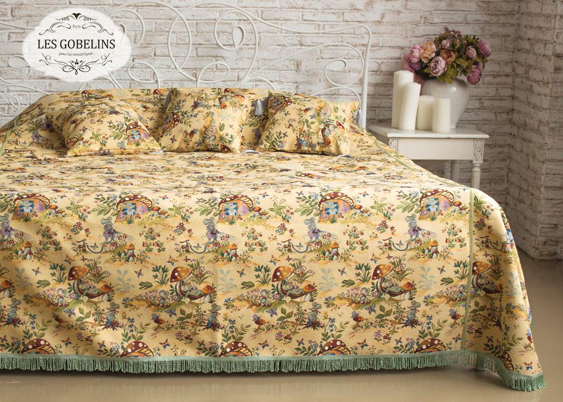Детские покрывала, подушки, одеяла Les Gobelins