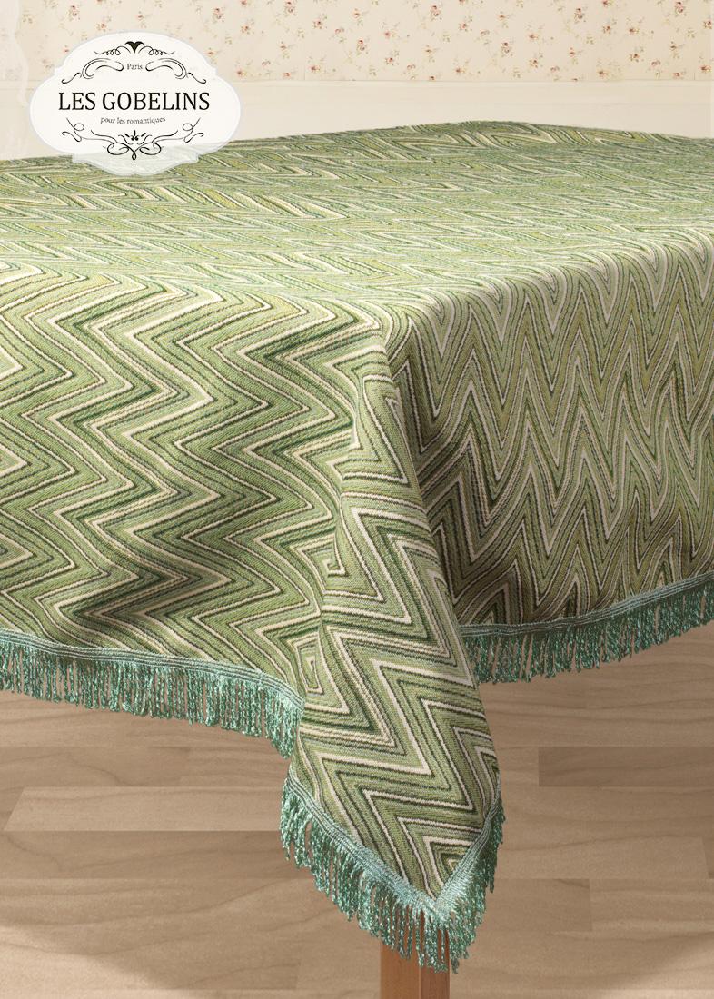 Les Gobelins Скатерть Zigzag (130х180 см)