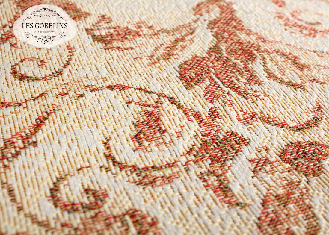 Покрывало Les Gobelins Покрывало на кровать Feuilles Beiges (130х220 см)