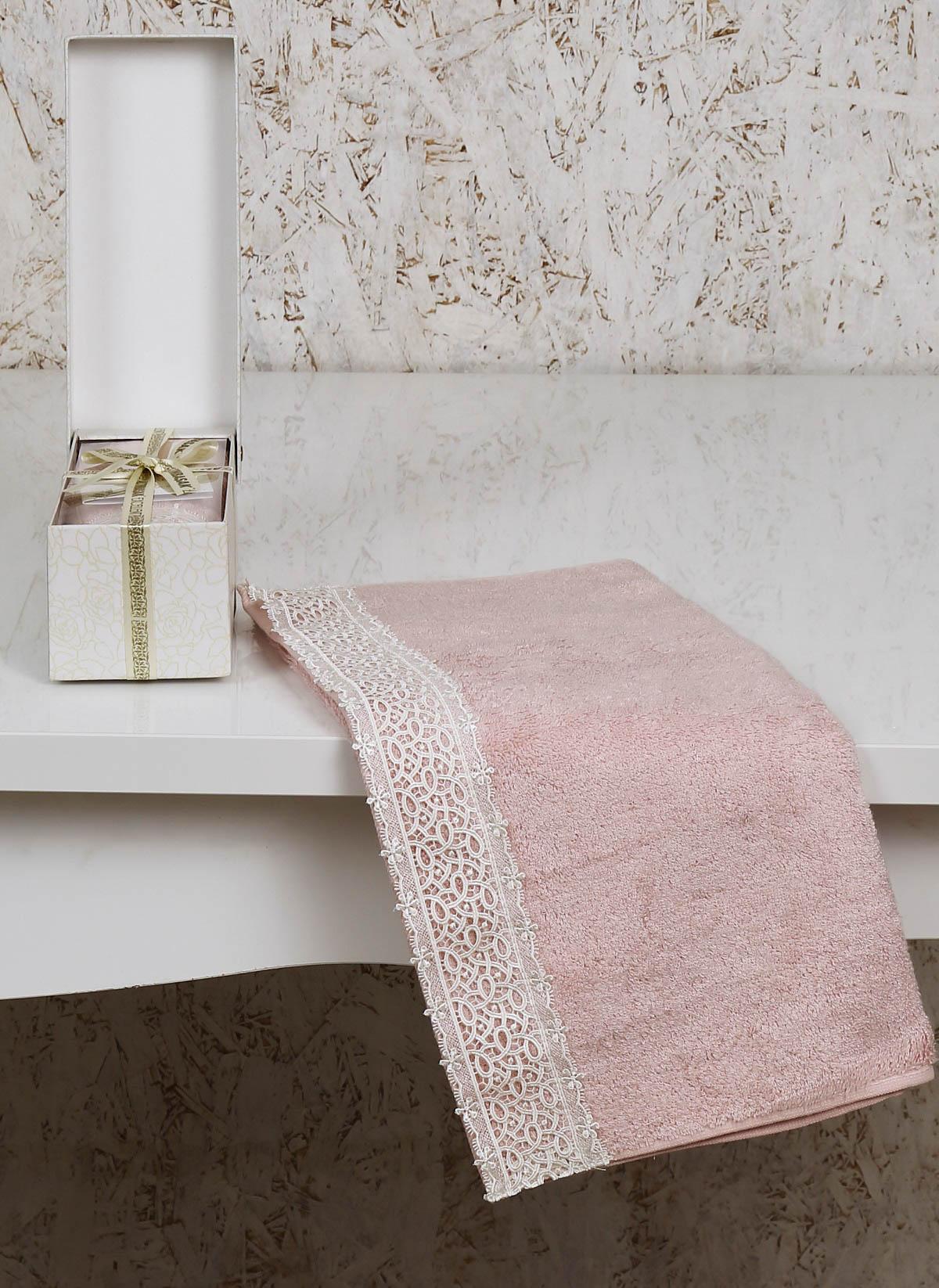 Полотенца Altinbasak Полотенце Sveta Цвет: Розовый (50х90 см)