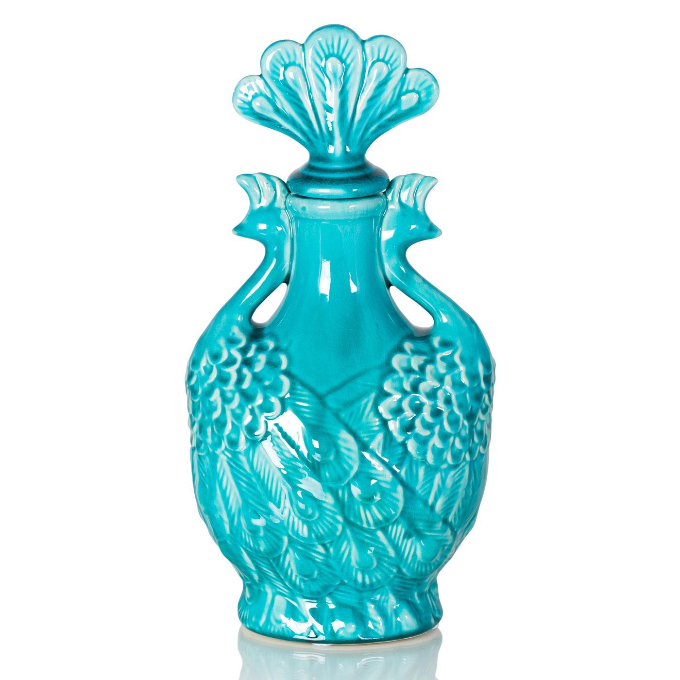 {} Home Philosophy Ваза Jocelyn (12х18х37 см) ваза керамика розовый рассвет 18 12 8 5 см 863622